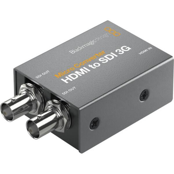 Blackmagic HDMI to SDI Converter