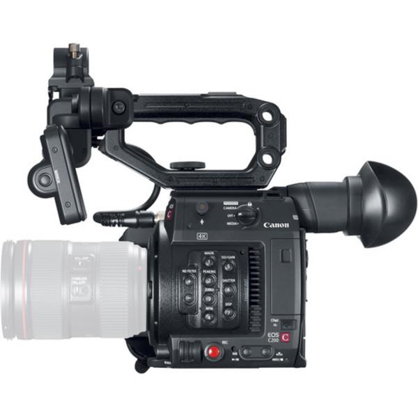 Canon C200 4K EF Cinema Camera Body