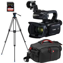 Canon XA40 4K HDMI Camera Kit