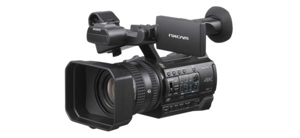 Sony HXR-NX200 4K Camera